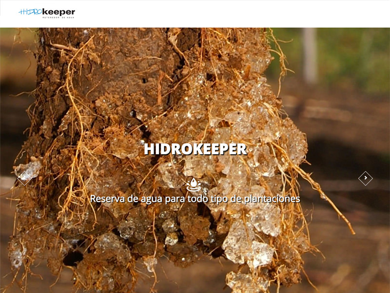 HIDROKEEPER - Retenedor de agua
