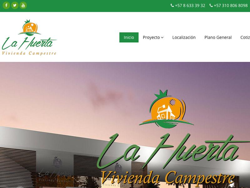 LA HUERTA - VIVIENDA CAMPESTRE