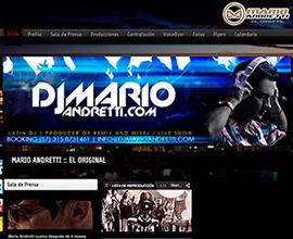 Mario Andretti :: El Original