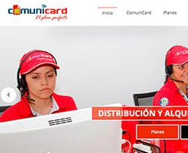 COMUNICARD.CO - Distribución y Alquiler de Sim Card