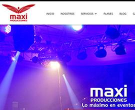 MAXI PRODUCCIONES S.A.S.
